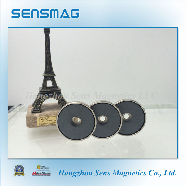Permanent Magnetic Assembly Ferrite Magnet Rb-40