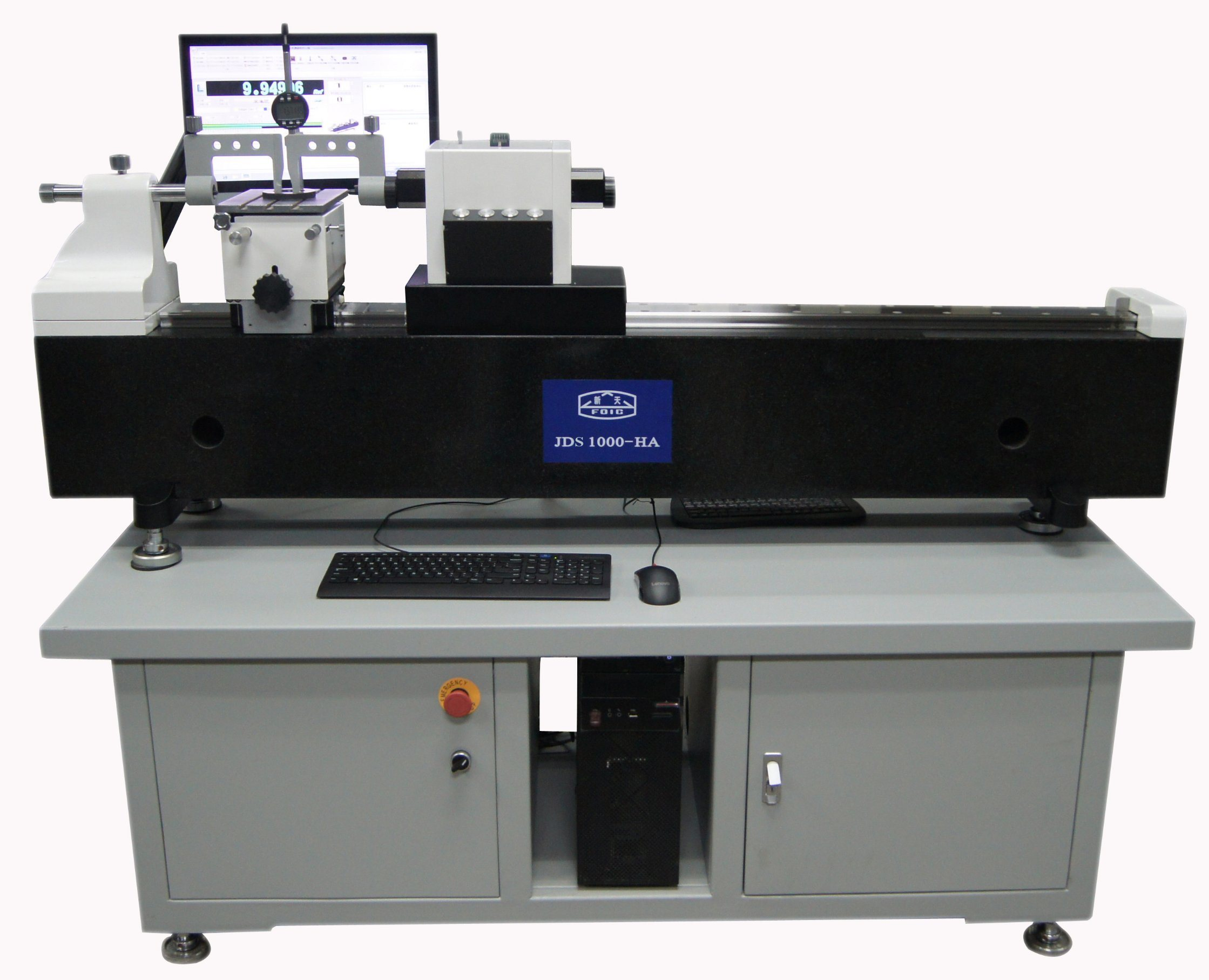 High accuracy Length Measuring Machine (JDS1000-HA)
