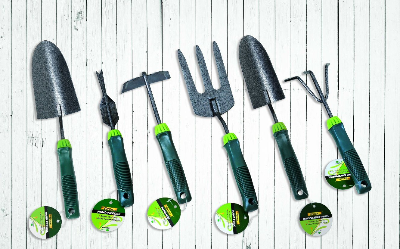High Quality Garden Tools Carbon Steel Flat Hand Hoe