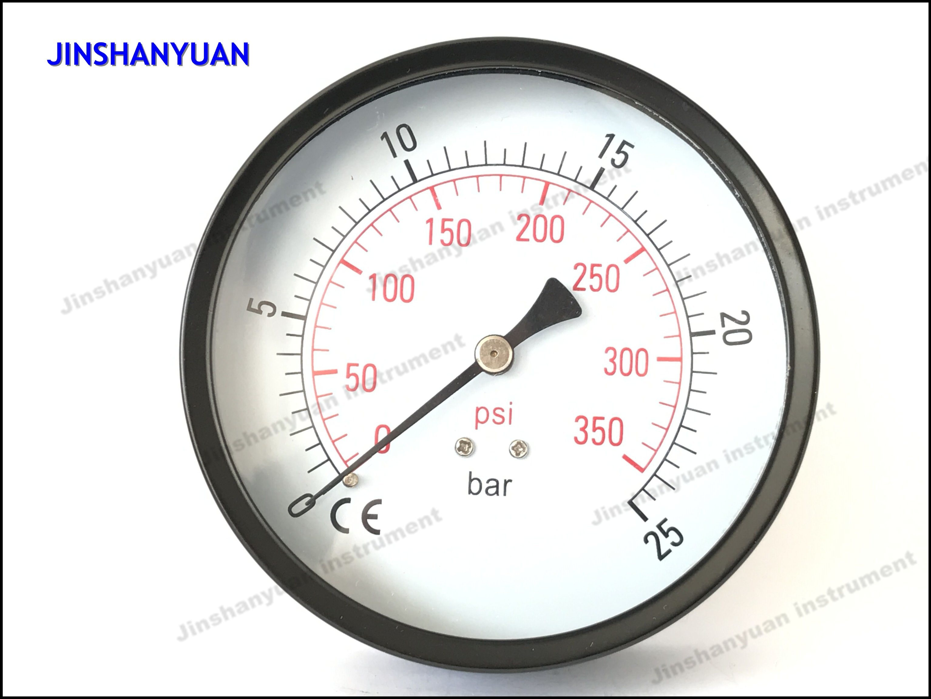 Gpg-021 Ordinary Pressure Gauge/Back Type Economic Manometer