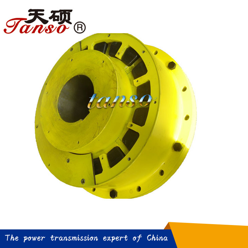 Tanso Tlw Highly Elastic Shaft Coupling