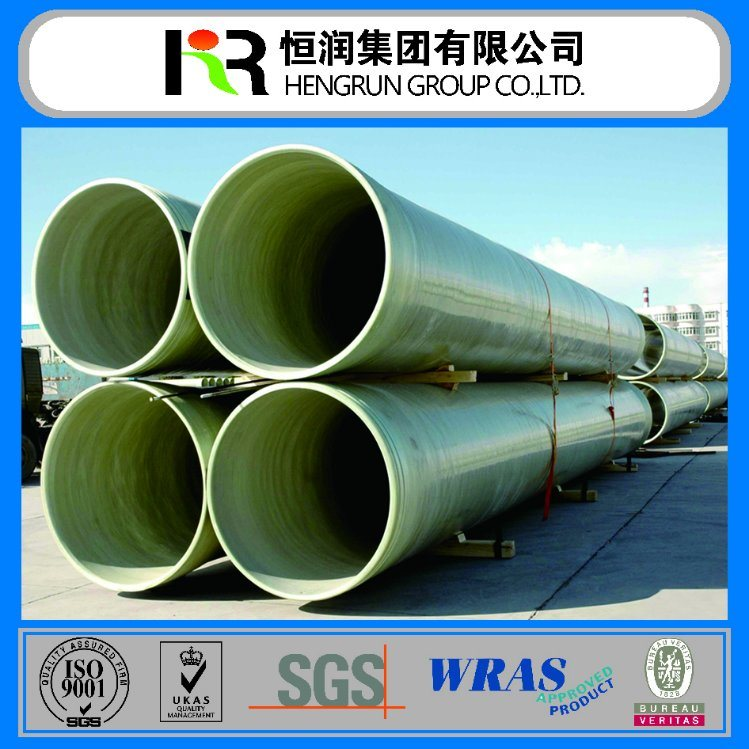 Wras Certificates GRP/ FRP Pipe