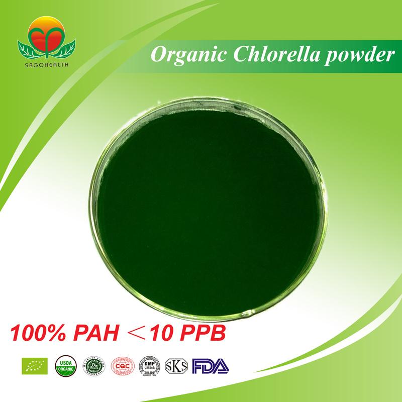 Manufacture Supply Organic Chlorella Powder