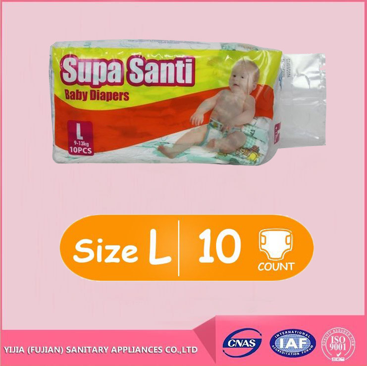2017 Cheap Good Quality Sleepy Wholesale Disposable Baby Diaper (Manufacturer)