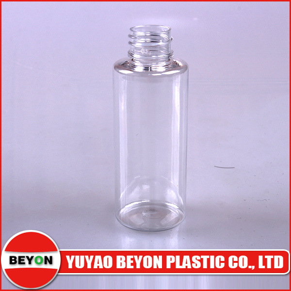 50ml Plastic Pet Bottle with SGS Certification -Cylinder Series (ZY01-B011)