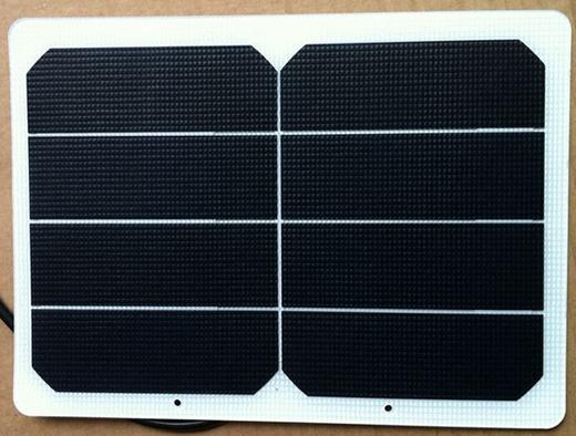18V 160W Sunpower ETFE Soft flexible Solar Panel