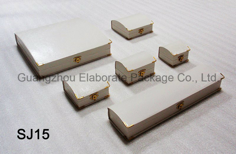 High Quality Plastic Jewelry Packing Box