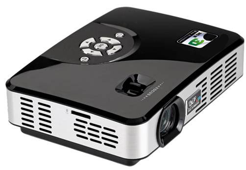 Mini Handheld Smart 1080P 3D Android LED Projector