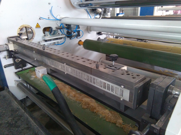 Hot Melt Adhesive Coating Lamination Machine for Foam Label