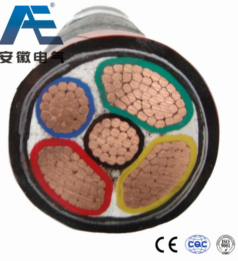 China IEC XLPE/PVC Insulated Computer Power Instrumentation Cables