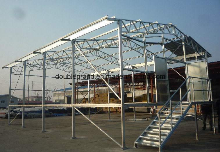 Pre Engineered Steel Structure Frame (DG3-013)