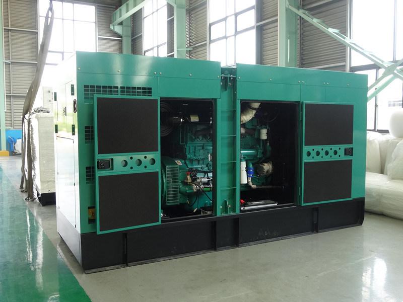 200kw Genset Generator for Sale - Cummins Powered (NT855-GA) (GDC250*S)