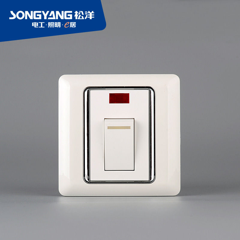 Flame Retardant PC Plastic Series 45A Switch