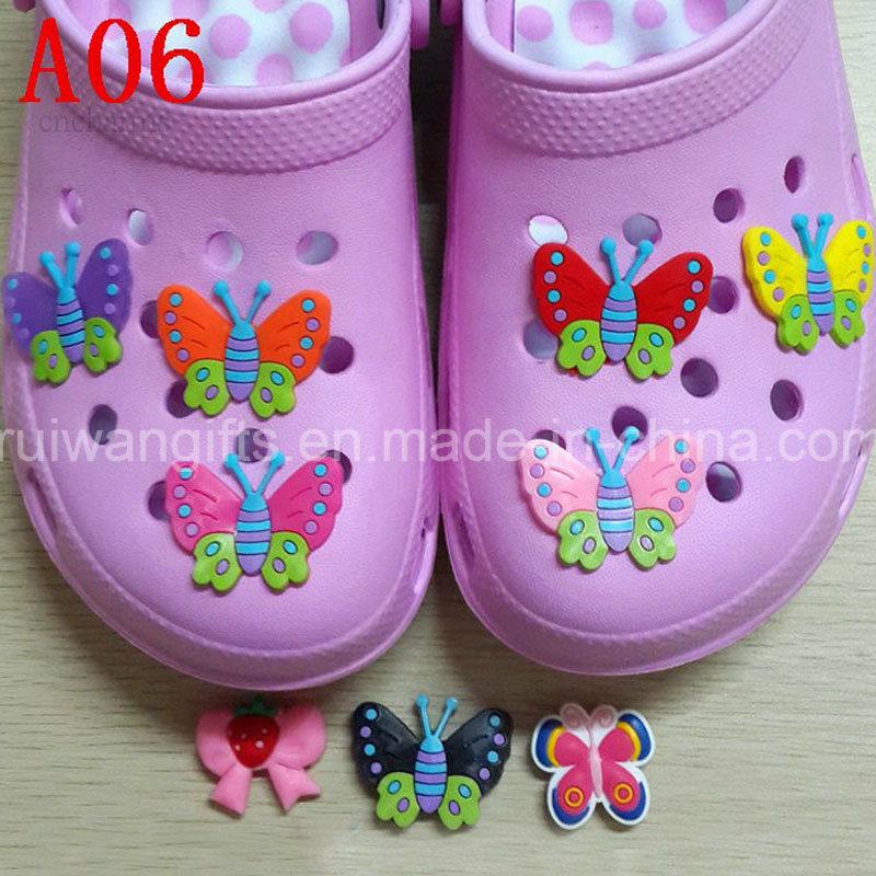 High Qualitysoft PVC Shoe Clips