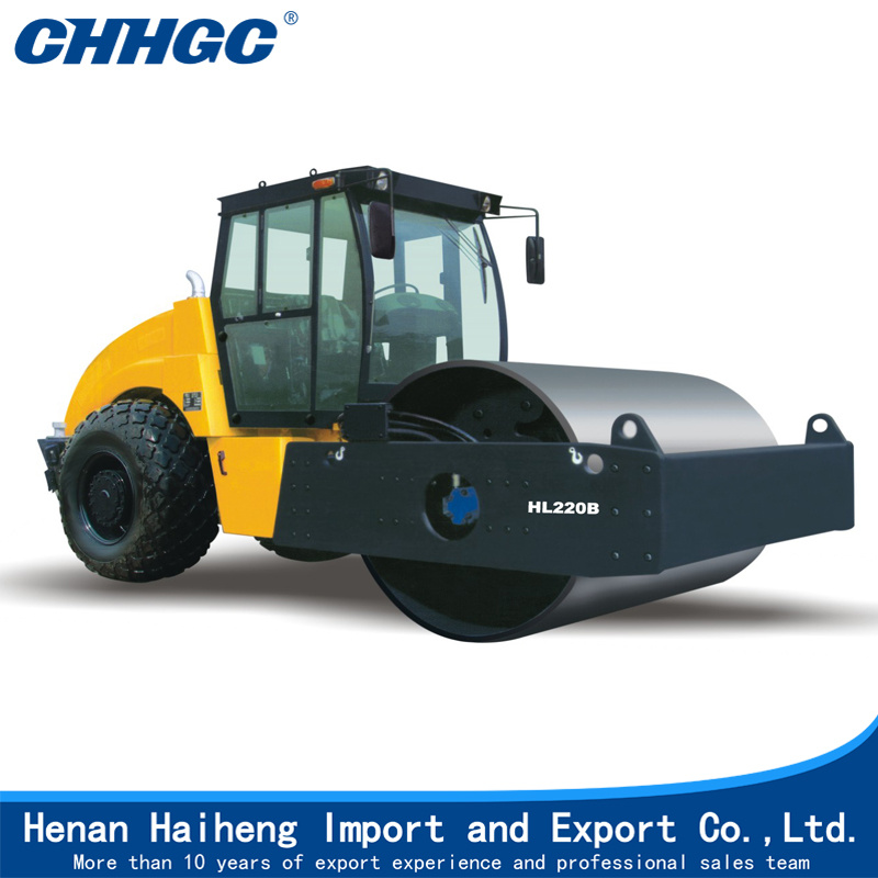 27 Tons Road Roller