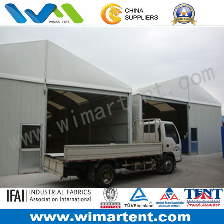 10X30m Aluminium Frame Warehouse Tents with Hard Steel Walls