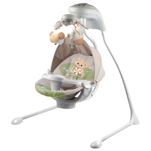 China Electric Cradle Swing Ty 801 China Electric Baby
