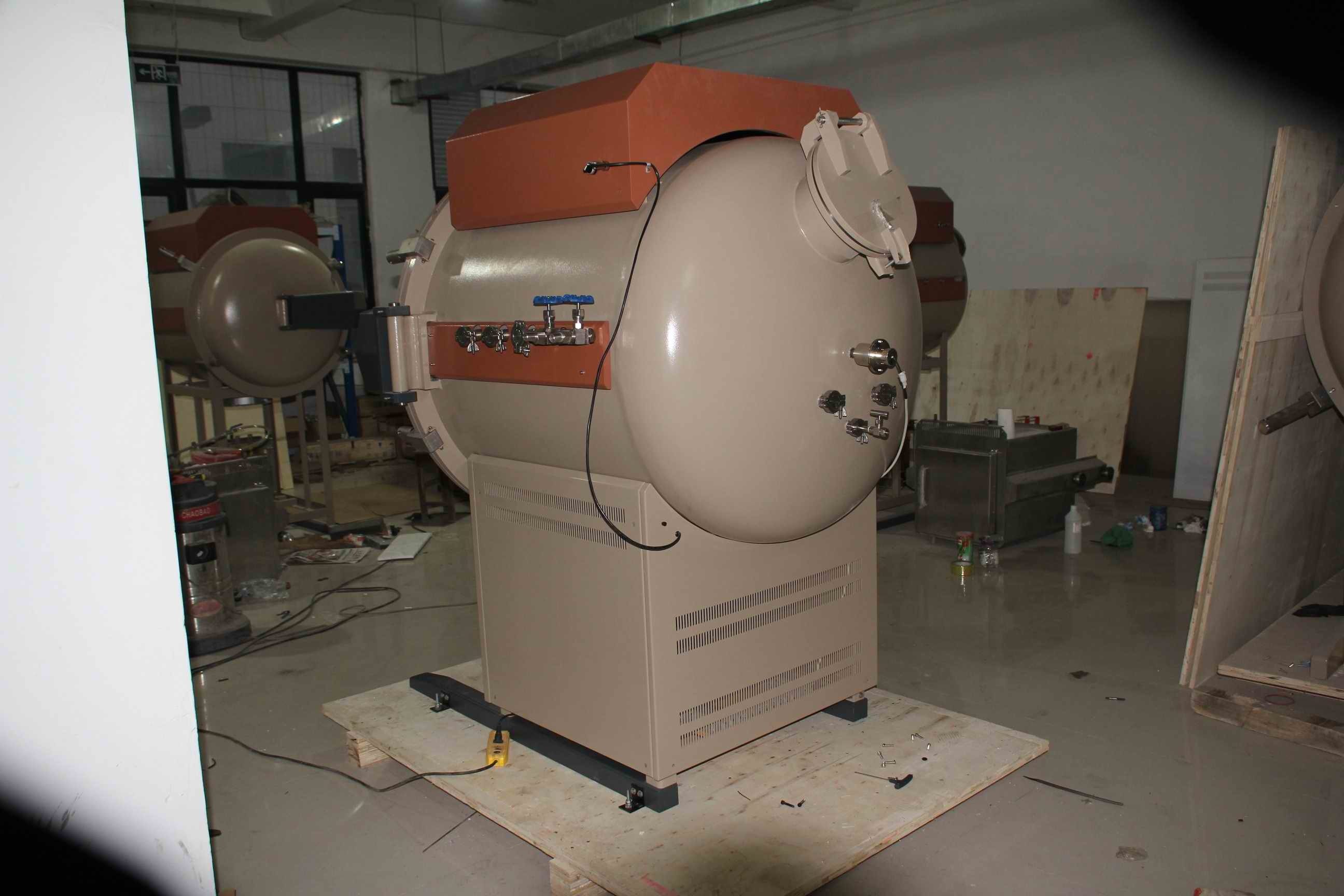 Vacuum Vertail All-in-One Furnace Jz-V1400X