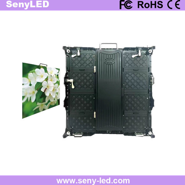 Indoor Pitch 4mm Full Color Screen Electronic LED Display for Rental Purpose