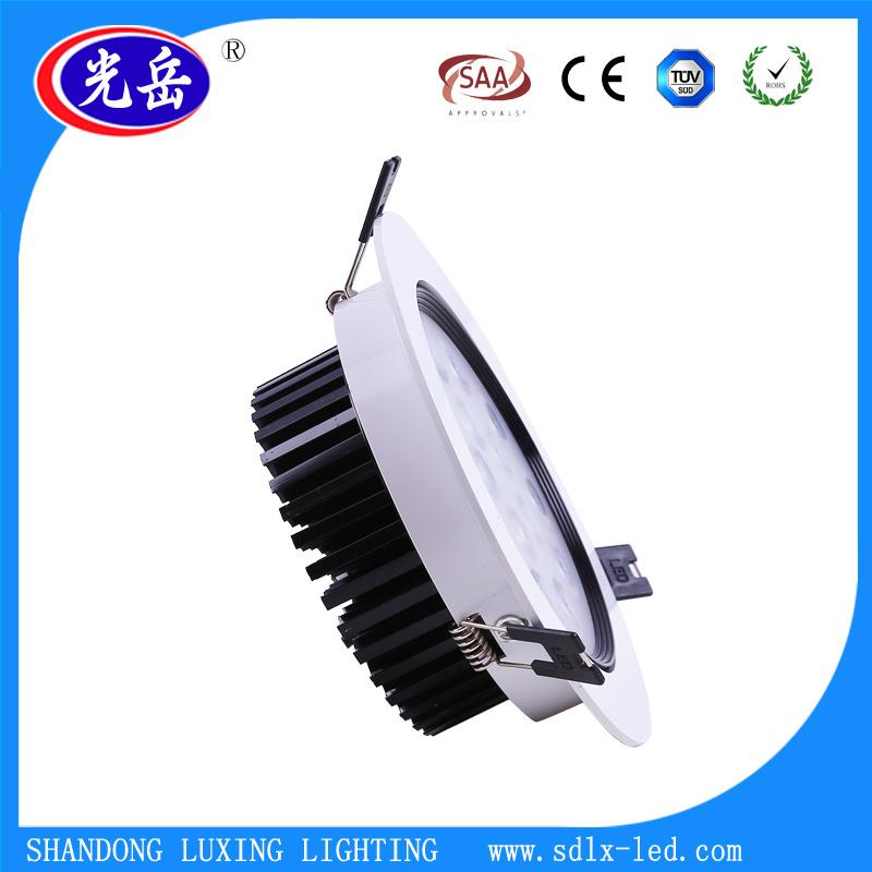 Anti-Dazzle 18W LED Ceiling Light/LED Downlight