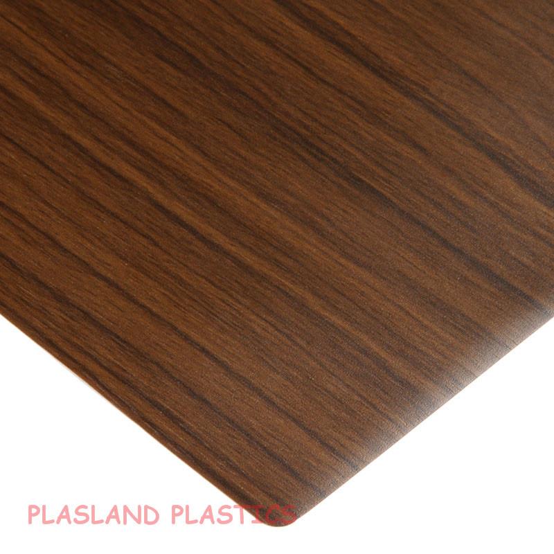 PVC Wood Grain Film / PVC Decorative Sheet