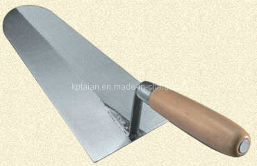 Stainless Steel Bricklaying Trowel (#D412-1)