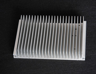 Extruded Aluminum Heat Sink Profile Extrusions