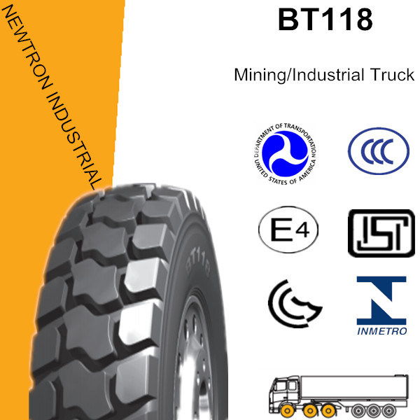 China Boto Mining Industrial Truck Radial Tyre (10.00R20, 11.00R20, 12.00R20)