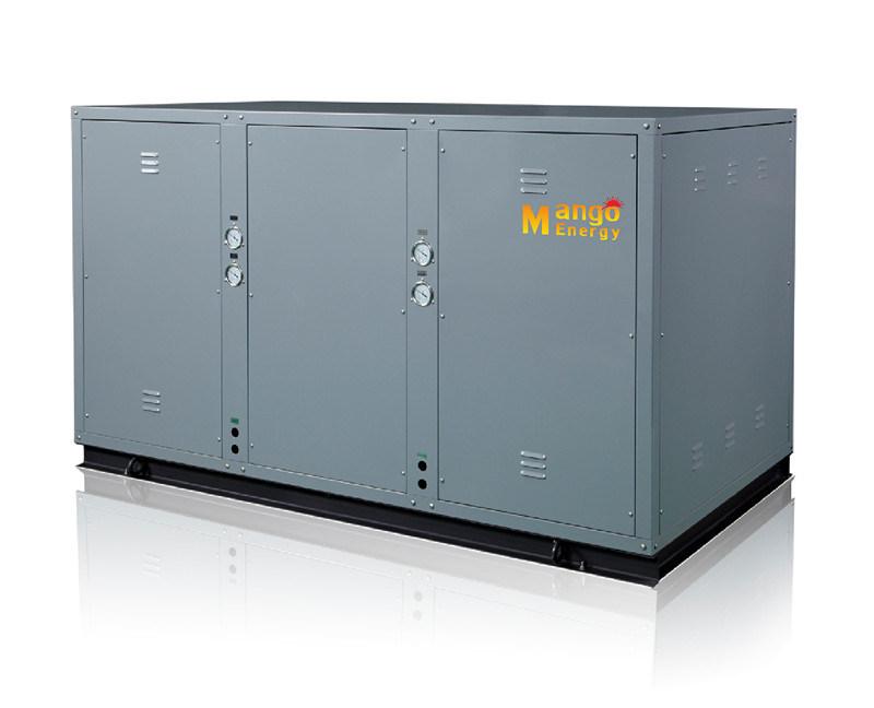Energy Saving Green House Heating High Temperature 70 Degree Geothermal Heat Pump
