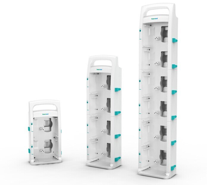 Medical Stackable System Docking Station of Hawkmed Infusion Pump