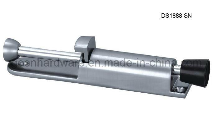 Zinc Door Stopper with Rubber Ds0030