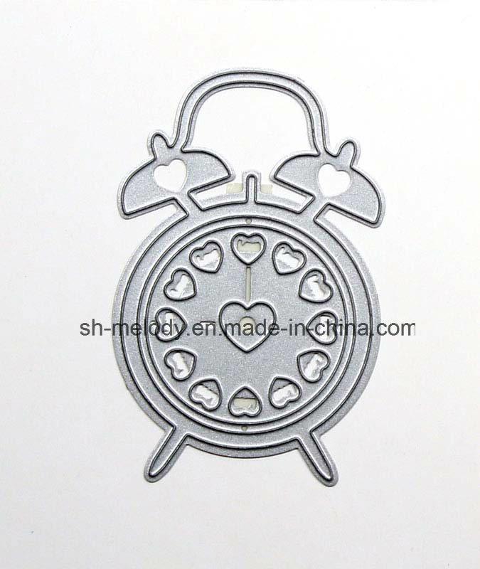Clock Cutting Dies / Metal Cutting Dies for Card Making