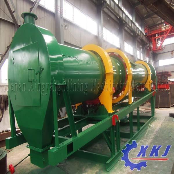 Good Quality Cassava Chips Rotary Dryer Machine Rotary Dryer Manufacturer