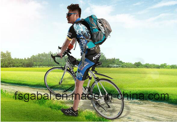 Outdoor Nylon Sports Backpack for Cycling Traveling Camping Hiking