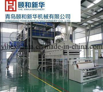 1600mm Ssmms Non Woven Machine