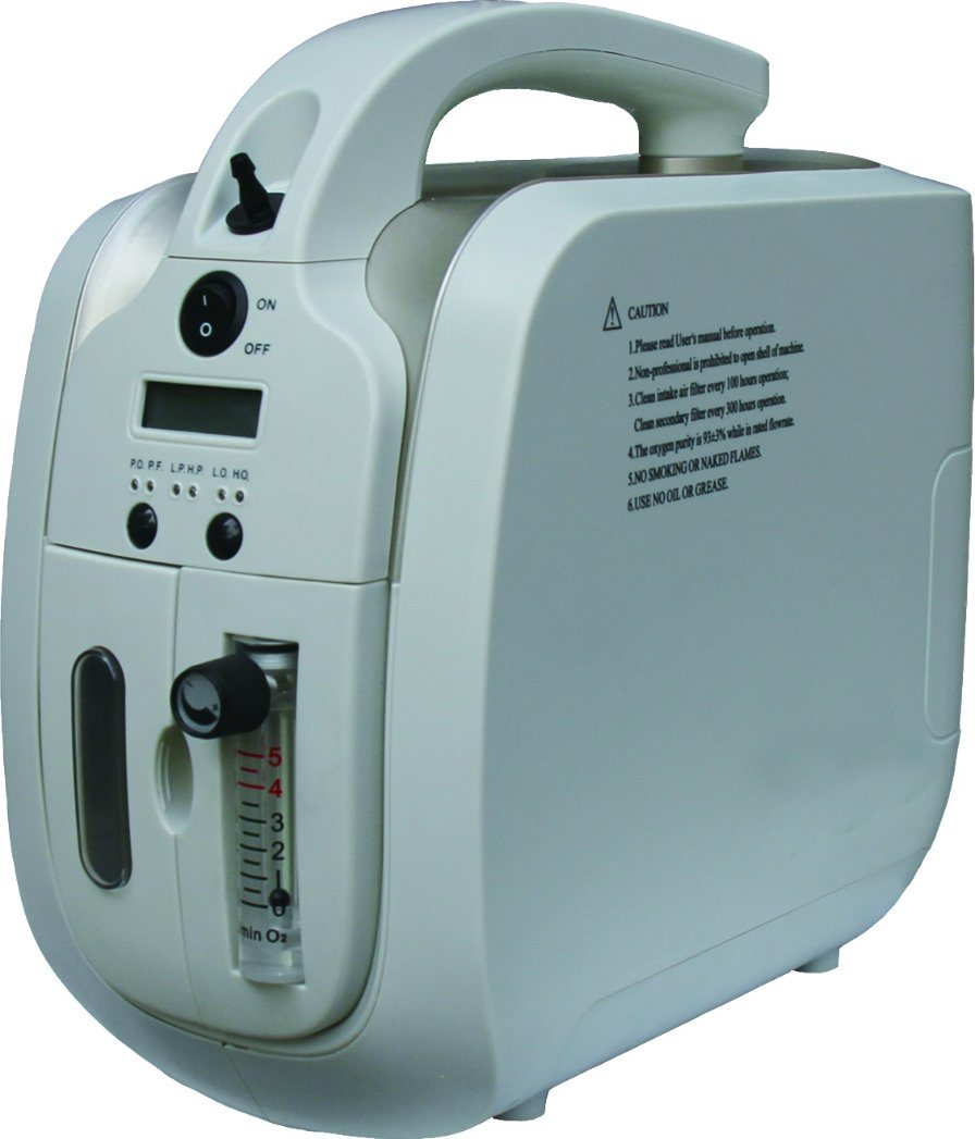 Brotie Portable Medical Oxygen Concentrator