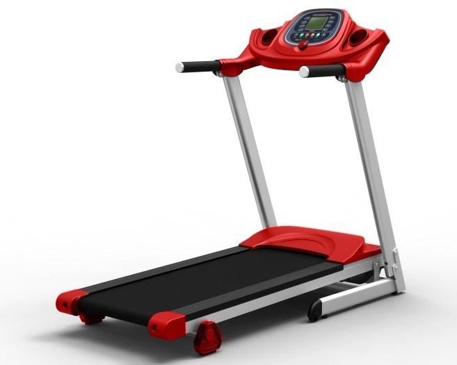 China Motorized Treadmill 8012 Red Photos Pictures Made In