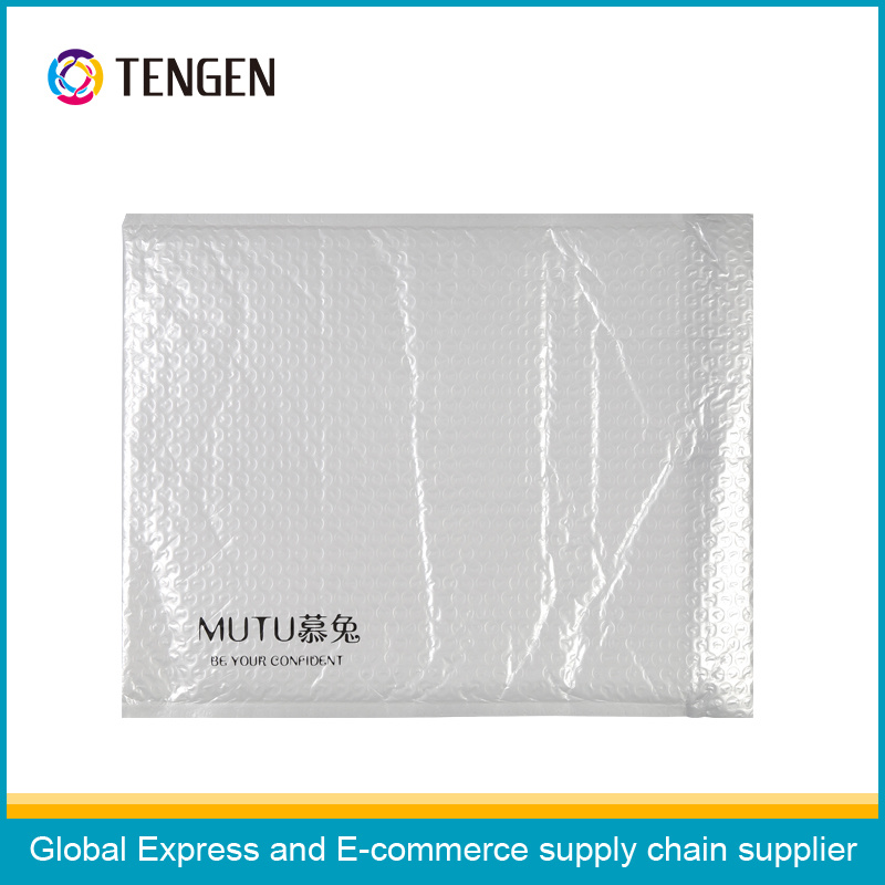 Pearlized Bubble Mailing Bag with Customized Design