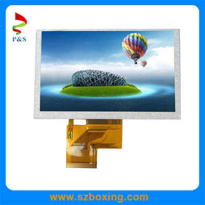 5 Inch TFT LCD Touch Screen for Car GPS Navigator