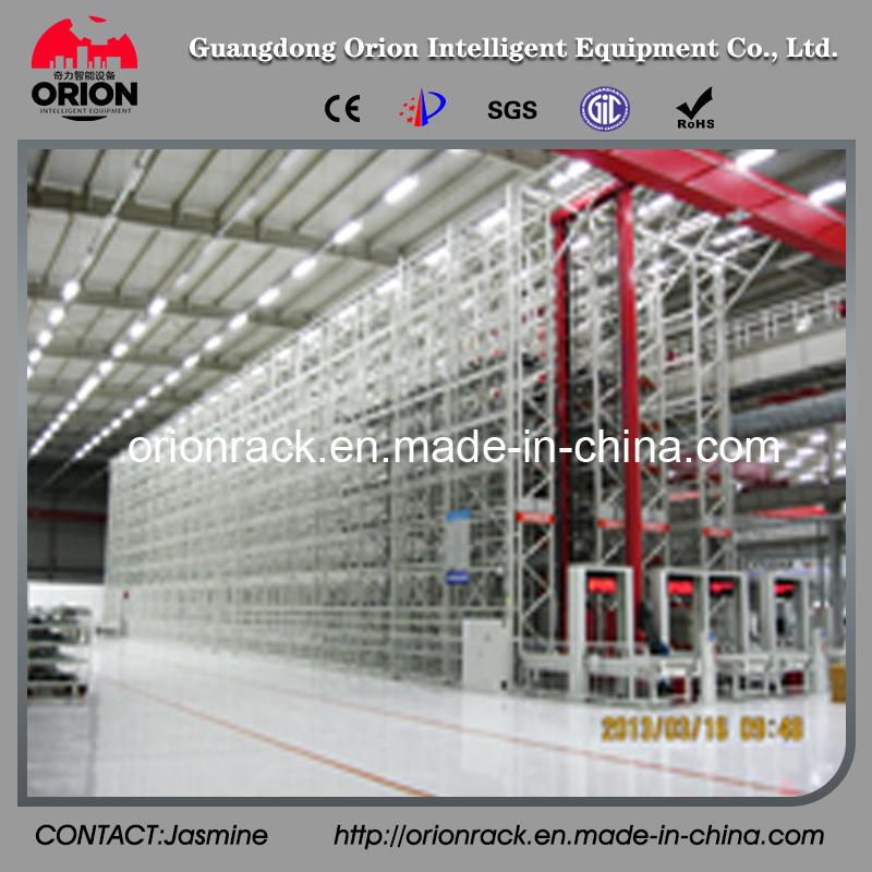 High Density Warehouse Display Shelf Rack