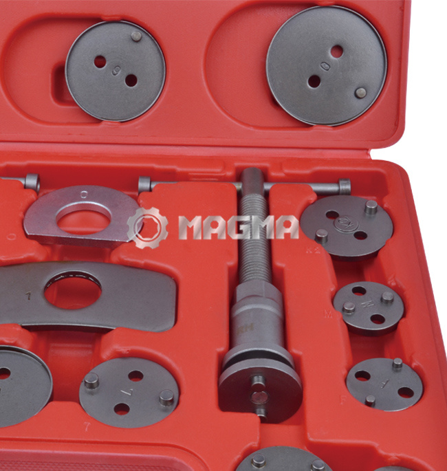 18 PCS Car Brake Caliper Wind Back Tool Kit (MG50060)