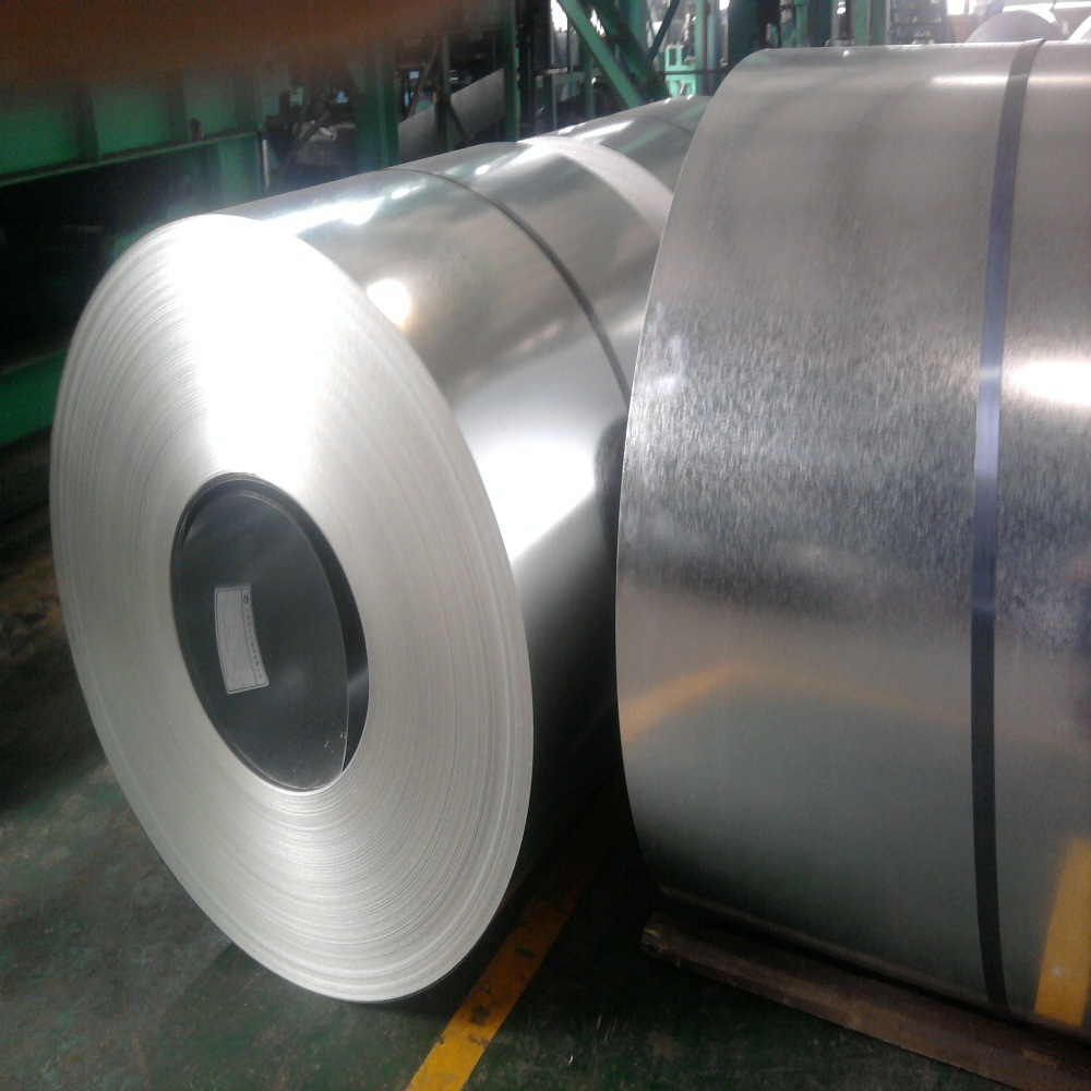 Hot Dipped-Galvanized Steel Coils - Steel Coil