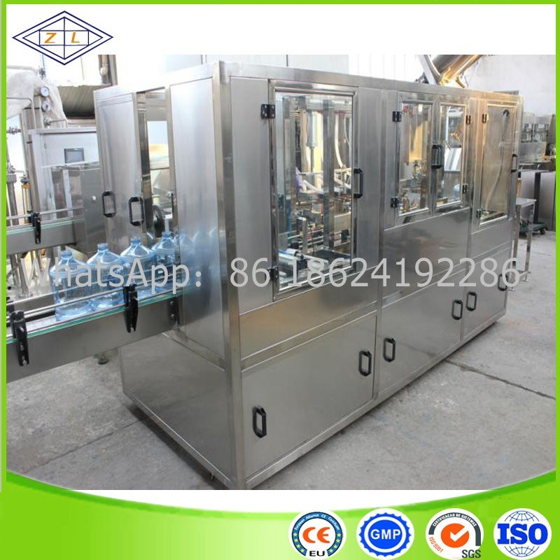 High Efficiency Automatic 5 Gallon Water Filling Machine