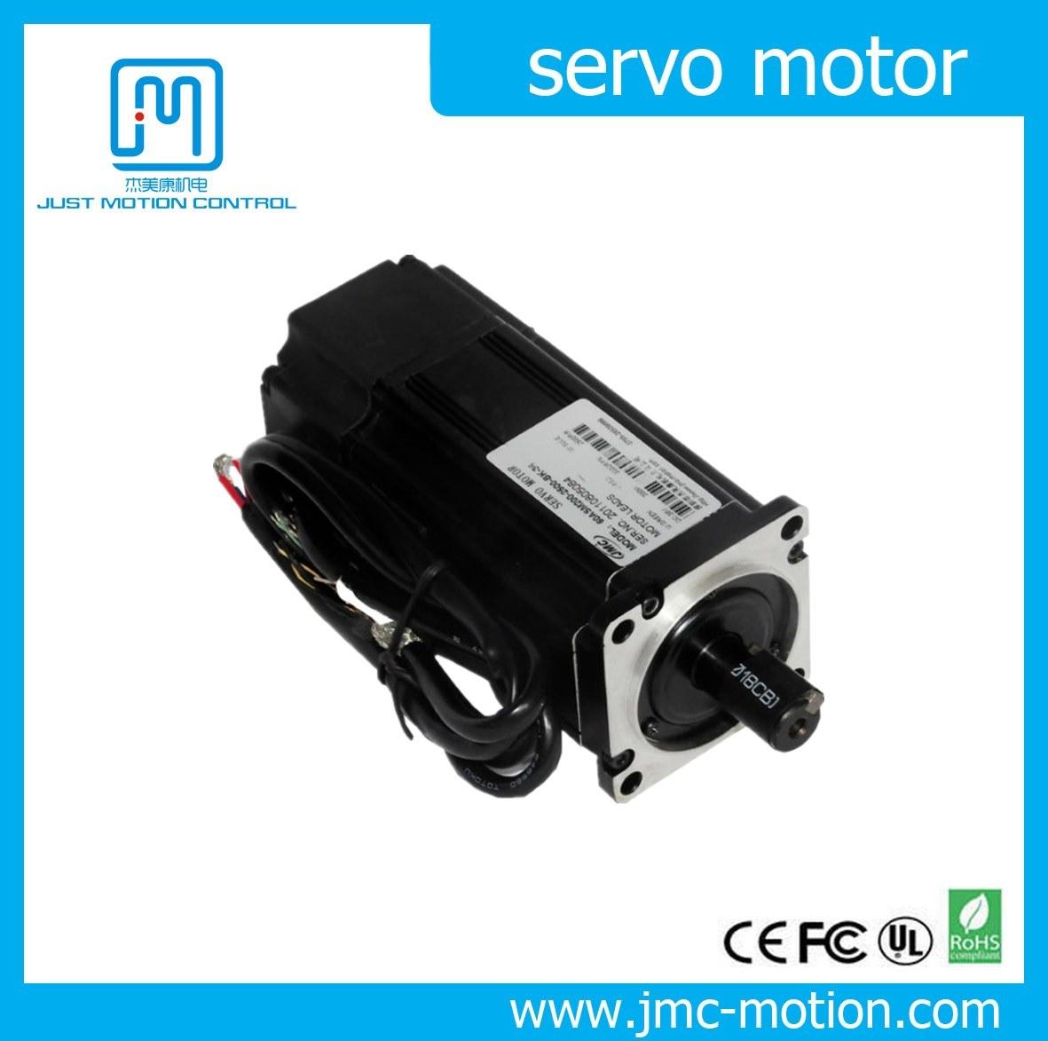 CNC 60V AC 400W Servo Motor for Industrial Sewing Machine