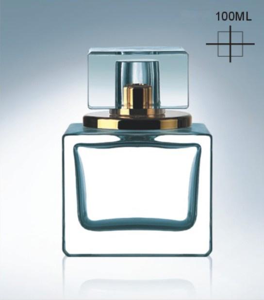 D190 Glass Perfume Bottle