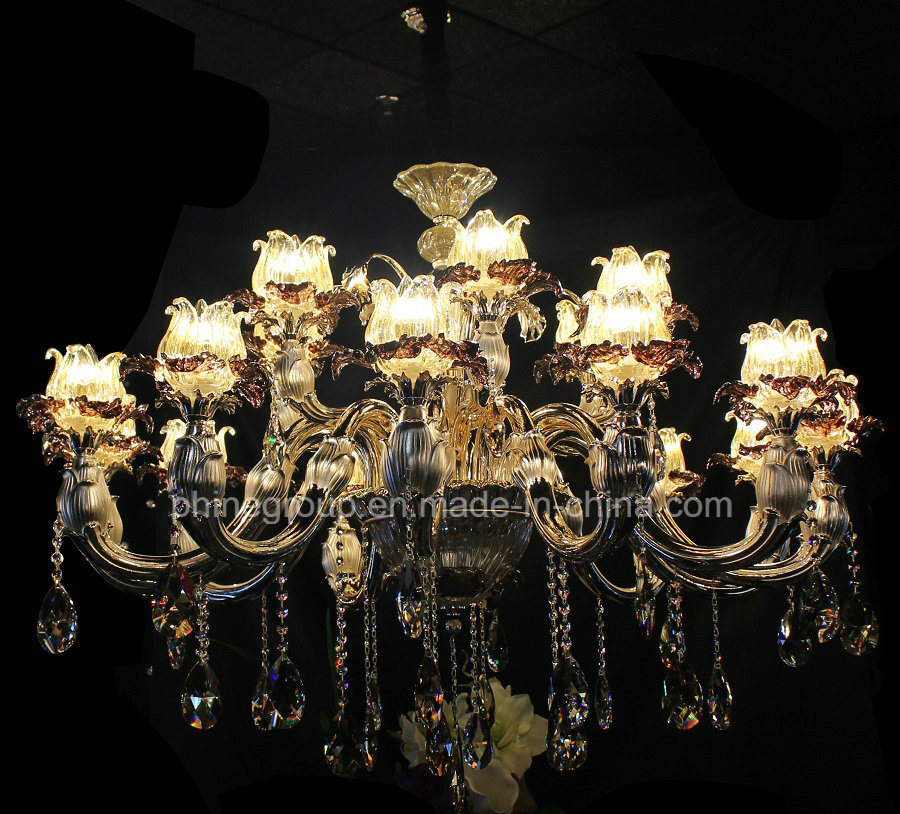 Phine pH-0642z~6~8~18~30 Arms Modern K9 or Swarovski Crystal Decoration Pendant Lighting Fixture Lamp Chandelier Light