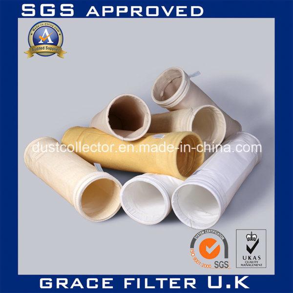 Meta Aramid Air Filter Bag Nomex Bag Filter (160X4500)