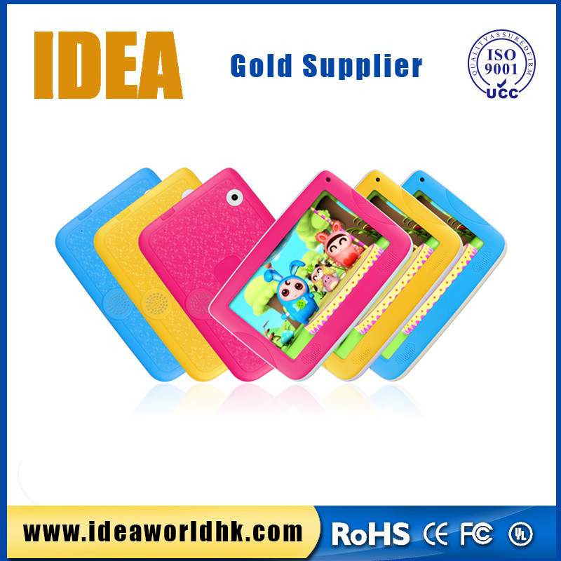 Android Rk3126 Quad Core 1GB+8GB 7 Inch Kids Tablet