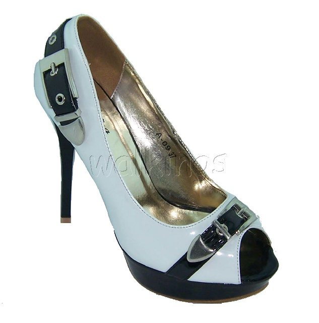China fish head shoes lyfl 0018 china women 39 s shoes for Fish head shoes
