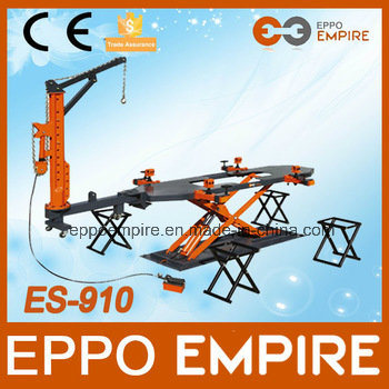 Factory Direct Sale Price Ce Approved Hydraulic Frame Straightener Es910